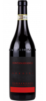BARBARESCO BORDINI 2017 - FONTANABIANCA