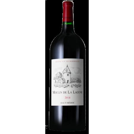 MAGNUM MOULIN DE LA LAGUNE 2015 - SECOND WINE OF CHATEAU LA LAGUNE