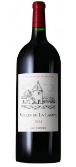MAGNUM MOULIN DE LA LAGUNE 2015 - SECOND WINE OF CHATEAU LA LAGUNE