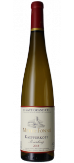 RIESLING GRAND CRU KEAFFERKOPF 2018 - DOMAINE MEYER FONNE