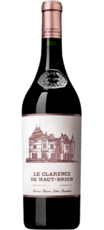 LE CLARENCE DE HAUT BRION 2018 - SECOND WINE OF CHATEAU HAUT BRION