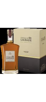 CARAFE ATHOS V.S.O.P - CHATEAU DE LAUBADE - IN PRESENTATION CASE