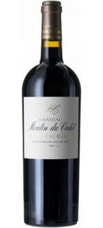 CHATEAU MOULIN DU CADET 2017