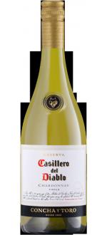 CHARDONNAY 2020 - CASILLERO DEL DIABLO - CONCHA Y TORO