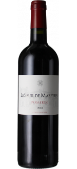 LE SEUIL DE MAZEYRES 2018 - SECOND WINE OF CHATEAU MAZEYRES