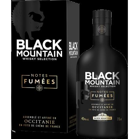 BLACK MOUNTAIN - NOTES FUMEES - IN PRESENTATION CASE