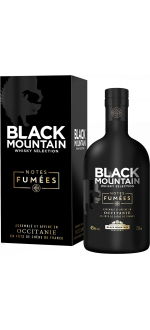 BLACK MOUNTAIN - NOTES FUMEES - IN PRESENTATION CASE