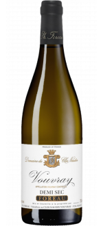VOUVRAY DEMI-SEC 2016 - CLOS NAUDIN