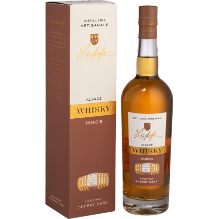 HEPP - WHISKY THARCIS SHERRY CASK - IN PRESENTATION CASE