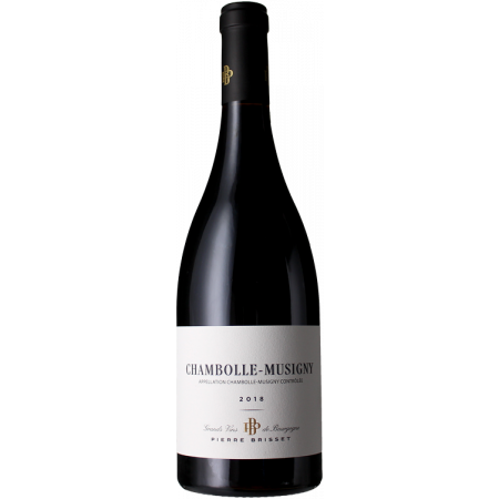 CHAMBOLLE-MUSIGNY 2018 - PIERRE BRISSET