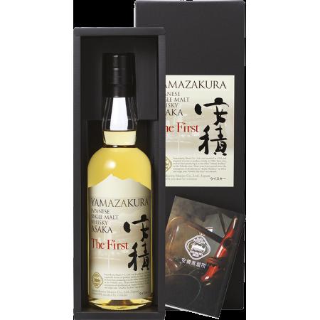 WHISKY YAMAZAKURA - SINGLE MALT THE FIRST - IN PRESENTATION CASE