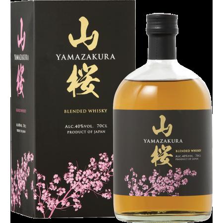 WHISKY YAMAZAKURA - BLEND - IN PRESENTATION CASE