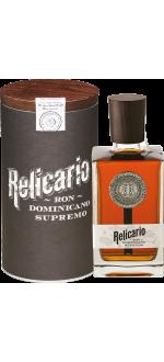 RUM RELICARIO - SUPREMO - IN PRESENTATION CASE