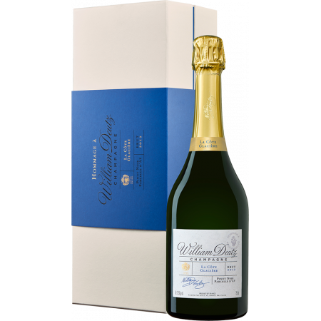 CHAMPAGNE DEUTZ - HOMMAGE À WILLIAM DEUTZ 2012 LA CÔTE GLACIÈRE - EN GIFT SET