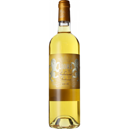 LIONS DE SUDUIRAUT 2016 - SECOND WINE OF CHATEAU SUDUIRAUT