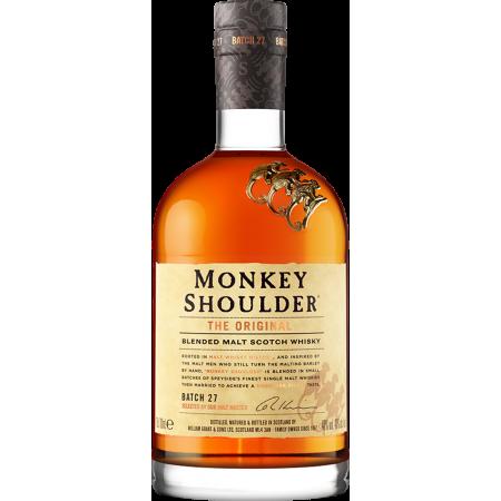 ORIGINAL WHISKY - MONKEY SHOULDER