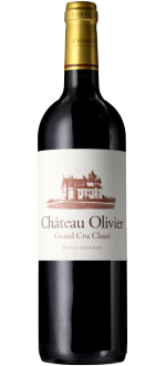 CHATEAU OLIVIER ROUGE 2018