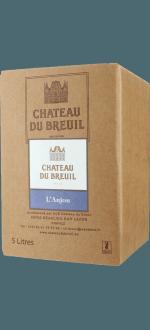 WINE BOX 5L - ANJOU ROUGE 2020 - CHATEAU DU BREUIL