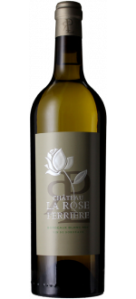 CHATEAU LA ROSE PERRIERE BORDEAUX BLANC SEC 2019