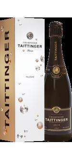 CHAMPAGNE TAITTINGER - VINTAGE 2014 - IN PRESENTATION CASE