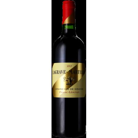 LAGRAVE-MARTILLAC 2017 - SECOND WINE OF CHATEAU LATOUR-MARTILLAC