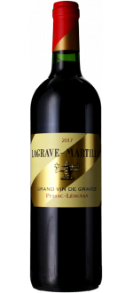 LAGRAVE-MARTILLAC 2017 - SECOND WINE OF CHATEAU LATOUR-MARTILLAC