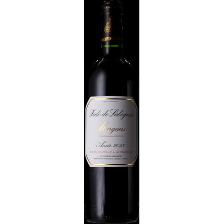 ZEDE DE LABEGORCE 2013 - SECOND WINE OF CHATEAU LABEGORCE