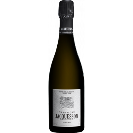 CHAMPAGNE JACQUESSON - TERRES ROUGES - DIZY 2012