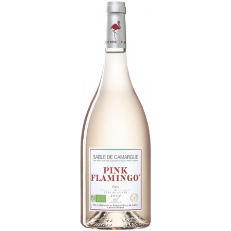 PINK FLAMINGO 2020 - DOMAINE ROYAL DE JARRAS