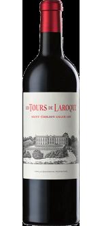 LES TOURS DE LAROQUE 2018 - SECOND WINE OF CHATEAU LAROQUE