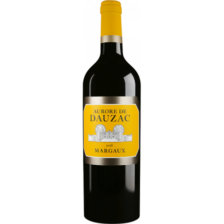 AURORE DE DAUZAC 2018 - SECOND WINE OF CHATEAU DAUZAC