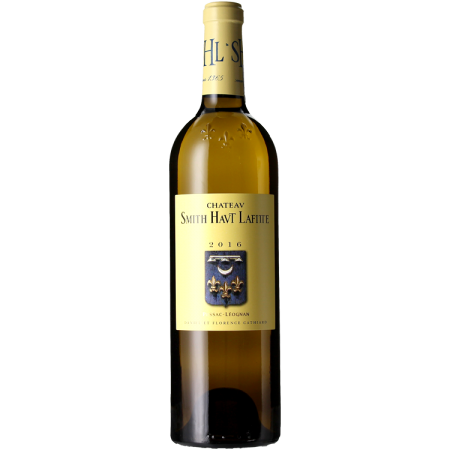 CHATEAU SMITH HAUT LAFITTE BLANC 2017