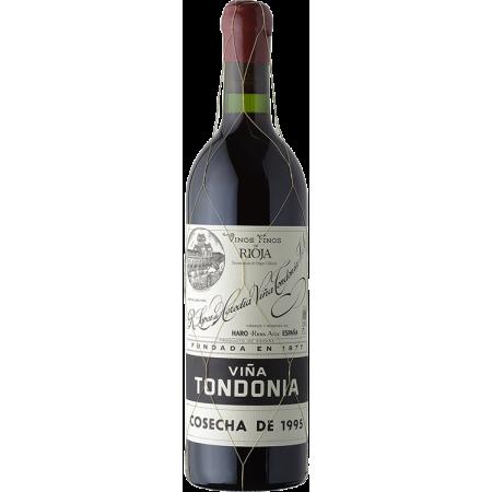 VIÑA TONDONIA GRAN RESERVA ROUGE 2001 - LÓPEZ DE HEREDIA