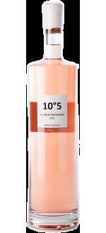 10°5 ROSÉ 2020 - LA FOLIE SAFRANIER - MAGNUM