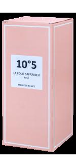 PINK PRESENTATION CASE - 10°5 - LA FOLIE SAFRANIER