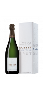 CHAMPAGNE GOSSET - EXTRA BRUT - IN PRESENTATION CASE