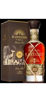 PLANTATION RUM - XO 20TH ANNIVERSARY - IN PRESENTATION CASE