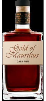 RUM GOLD OF MAURITIUS - IN PRESENTATION CASE
