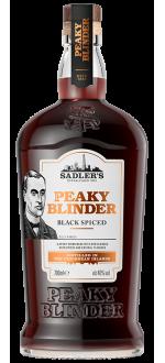 PEAKY BLINDER - RUM BLACK SPICED