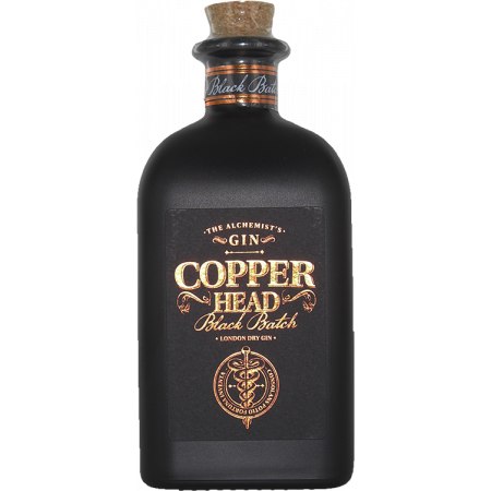 GIN BLACK BATCH - COPPERHEAD