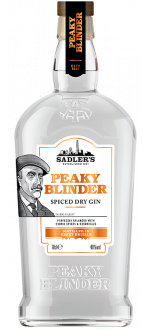 PEAKY BLINDER - SPICED DRY GIN
