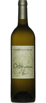 ODE D'AYDIE PACHERENC DU VIC BILH SEC 2019 - CHATEAU D'AYDIE