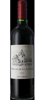 MOULIN DE LA LAGUNE 2015 - SECOND WINE OF CHATEAU LA LAGUNE