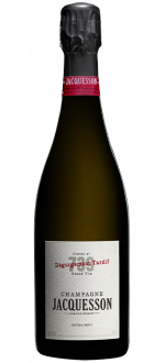 CHAMPAGNE JACQUESSON - CUVEE 739 - DEGORGEMENT TARDIF - EXTRA BRUT - IN PRESENTATION CASE