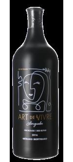 ART DE VIVRE ROUGE 2016 - GERARD BERTRAND