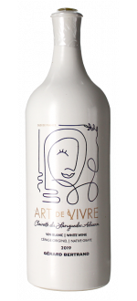 ART DE VIVRE BLANC 2020 - GERARD BERTRAND