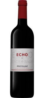 ECHO DE LYNCH BAGES 2018 - SECOND WINE OF CHATEAU LYNCH BAGES