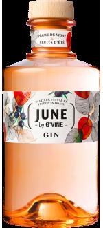 JUNE BY G'VINE - PECHE DE VIGNE ET FRUITS D'ETE