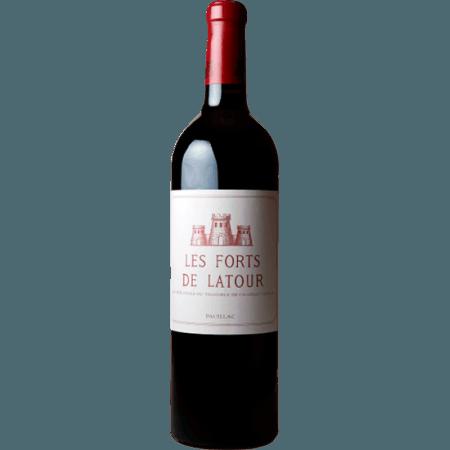 LES FORTS DE LATOUR 2015 - SECOND WINE OF CHATEAU LATOUR