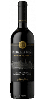MEDALLA REAL GOLD MEDAL 2017 - SANTA RITA